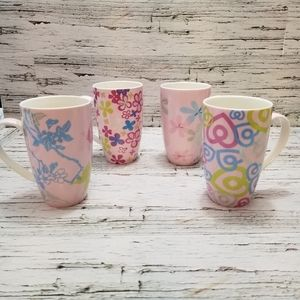 Collectable Maxwell Williams Pink Paradise Mugs